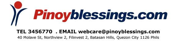 Pinoyblessings IT Services Logo